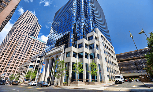 Shelbourne Global Solutions to update amenities at 100 Pearl Street