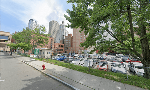 Shelbourne Global buys downtown parking lot