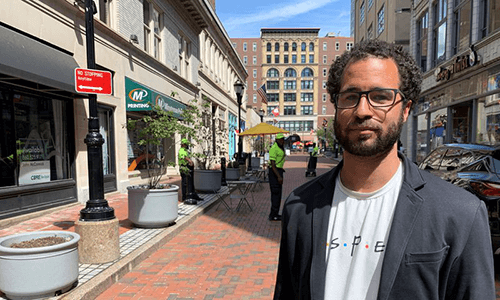Outdoor WiFi coming to Hartford's Pratt Street could benefit office workers cooped up at home in pandemic and downtown shops needing customers